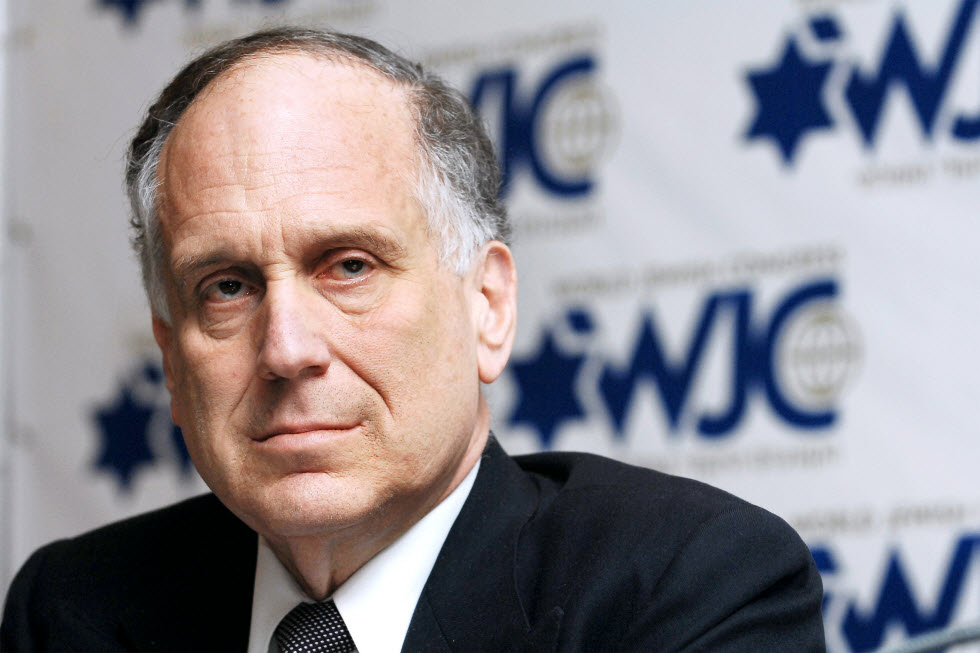World Jewish Congress President Ron Lauder (Photo: PR)