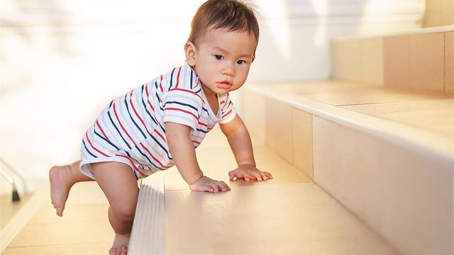 פעם ביום מנסים לעלות קומה (צילום: shutterstock)