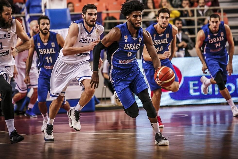 דוסון. קטש התבלבל? (צילום: FIBA.COM) (צילום: FIBA.COM)