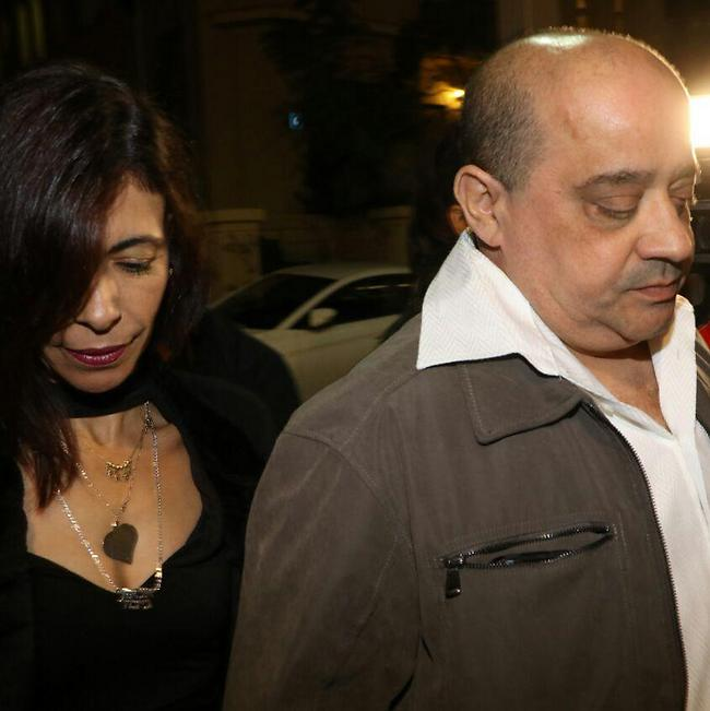 הוריו של אלאור אזריה (צילום: אמיר מאירי)