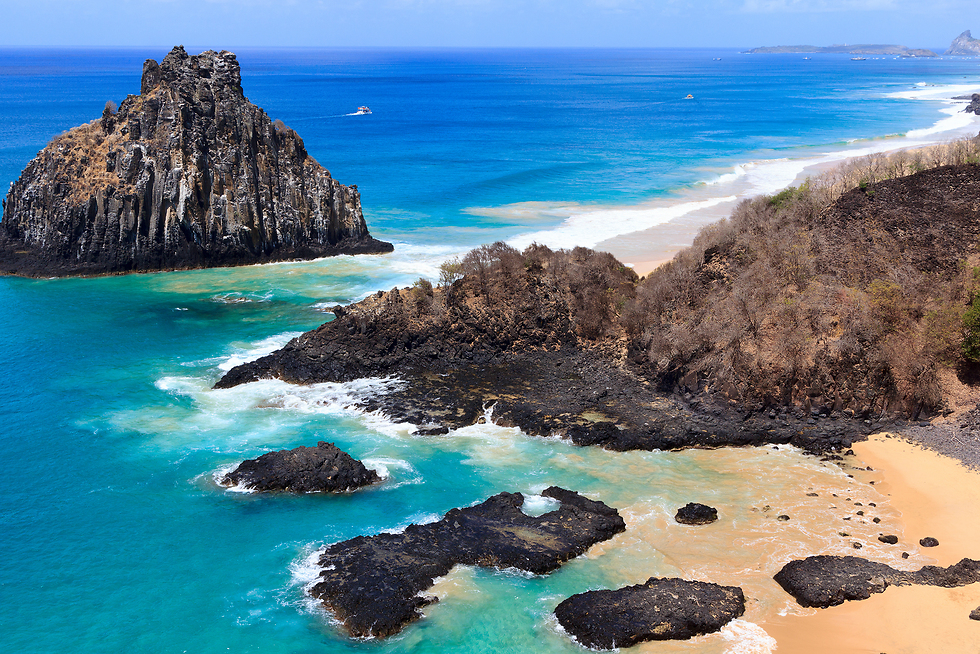 חוף באיה דוס פורקוס  (צילום: שאטרסטוק)