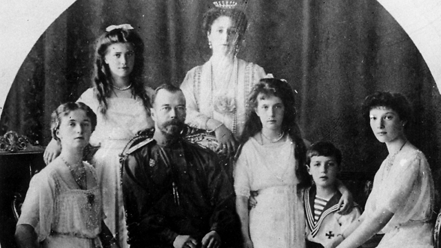 Nicholas II and his family were executed at the outset of the Bolshevik Revolution (Photo: AP)