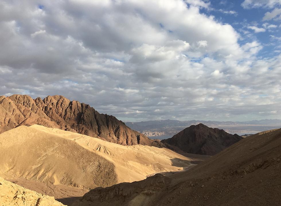 הרי אילת (צילום: גלעד כרמלי) (צילום: גלעד כרמלי)