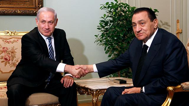 פגישה עם בנימין נתניהו, 2010 (צילום: AP) (צילום: AP)