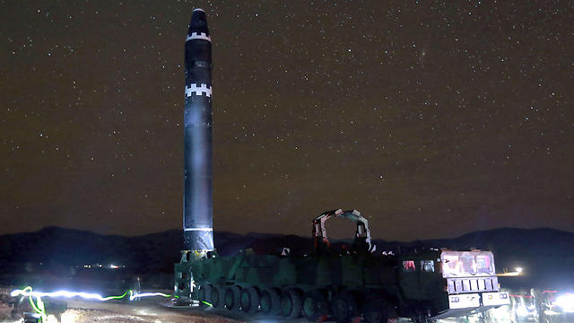 ICBM (Photo: AFP)
