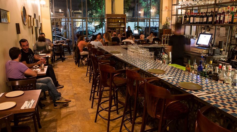 """מסעדת """"לוקה ולינו"""", שנסגרה (צילום: יח""""צ) (צילום: יח"""
