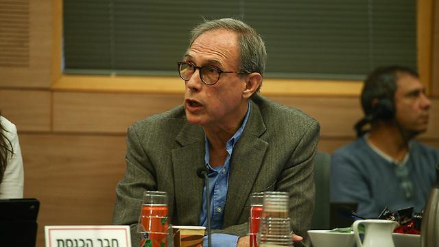 Nachman Shai (Photo: Ohad Zwigenberg)