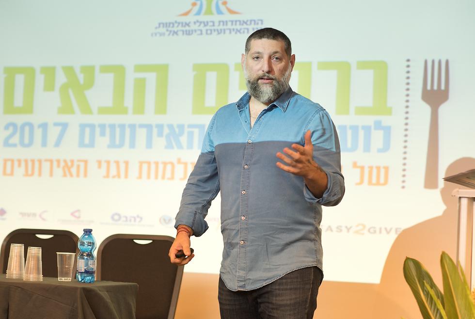 אסף גרניט: בעיה עם הרבנות (צילום: רוני פוקס)