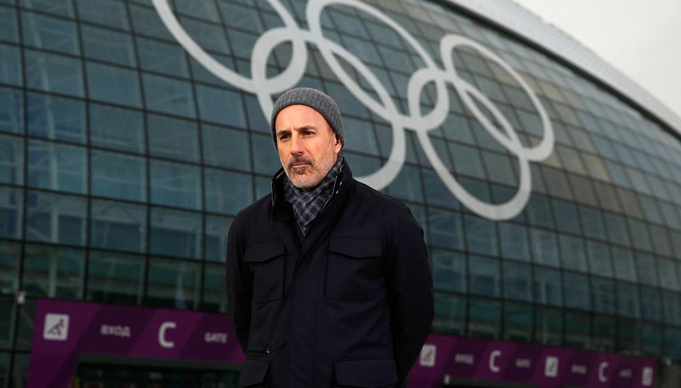 הטרדה באולימפיאדה. לאוור ()