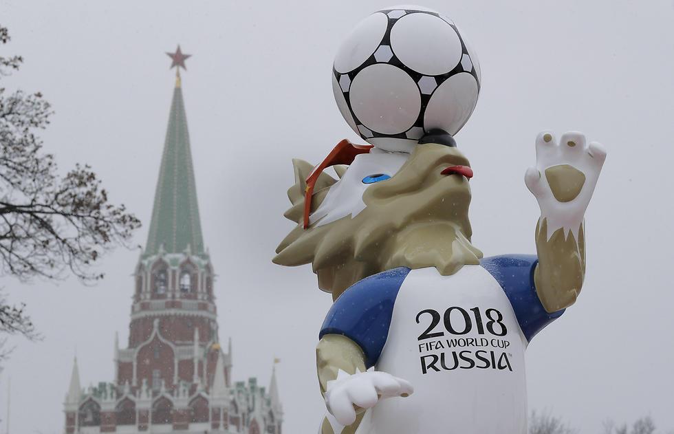 Россия готовится к ЧМ-2018. Фото: EPA