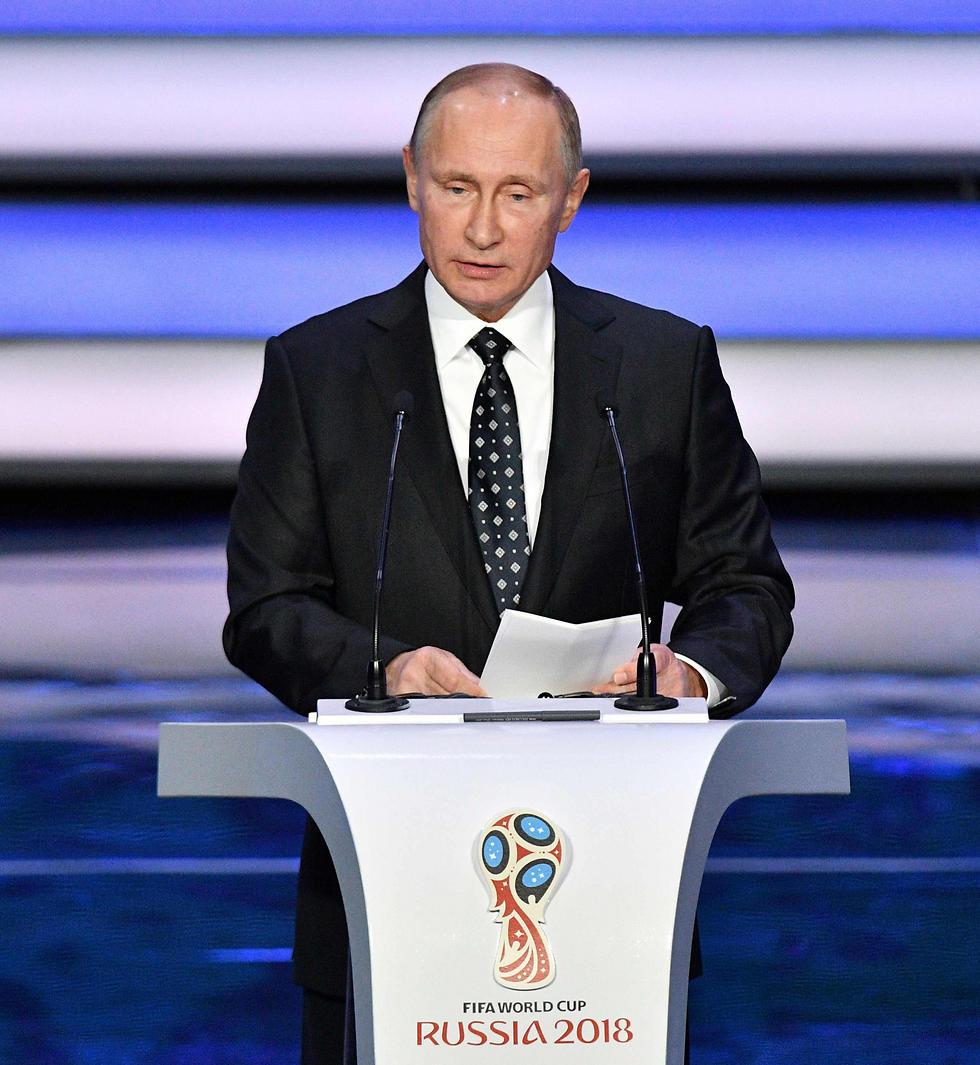 יאפשר לספורטאים להתחרות. פוטין (צילום: AFP) (צילום: AFP)