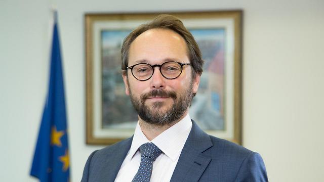 Emanuele Giaufret (Photo: EU)