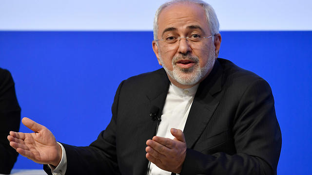 Iran's Foreign Minister Zarif (Photo: AFP)