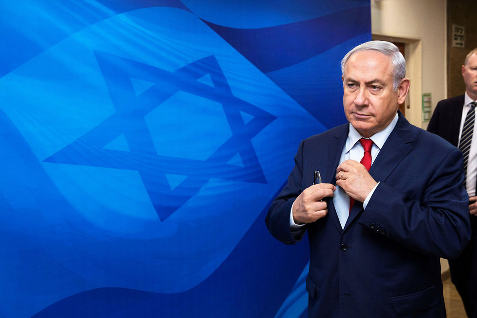 Despite his close friendship with Trump, Netanyahu has chosen not to do a thing that might jeopardize his seat  (Photo: Reuters)