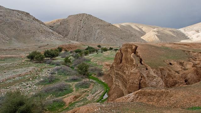 אזור קאסר אל יהוד (צילום: דורון ניסים) (צילום: דורון ניסים)
