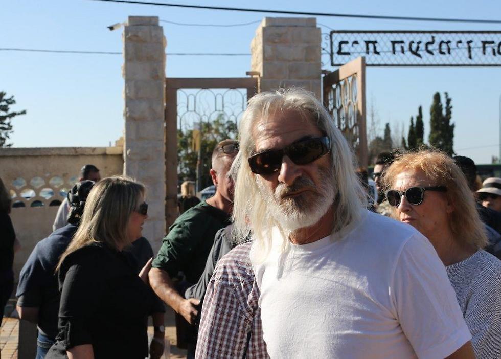 מאיר ישראל (צילום: מוטי קמחי)