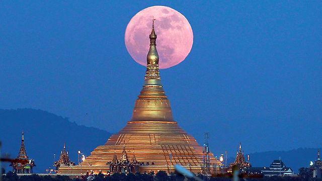 Мьянма. Фото: AP