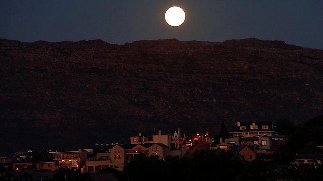 Кейптаун. Фото: EPA