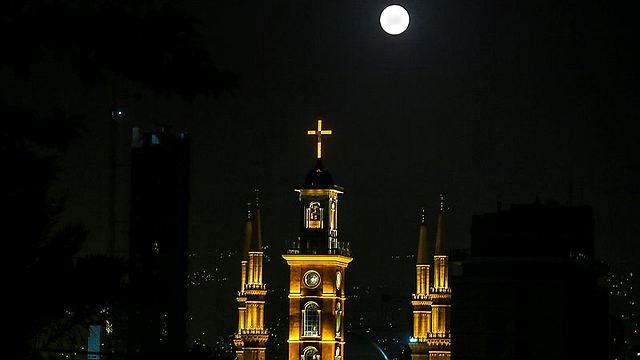 Бейрут. Фото: EPA