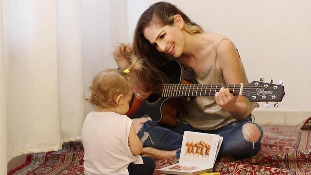 האודישנים לתפקיד ההורות מתחילים בדברים בסיסיים (צילום: אלבום פרטי) (צילום: אלבום פרטי)