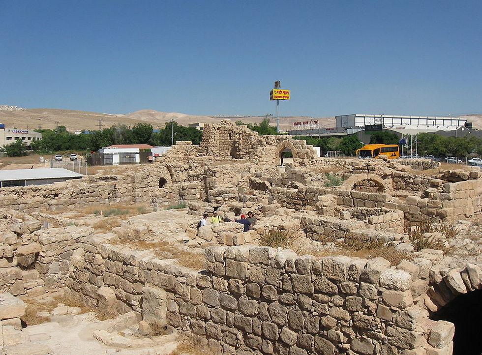 מנזר אותימיוס (צילום: Ori מתוך ויקיפדיה) (צילום: Ori מתוך ויקיפדיה)