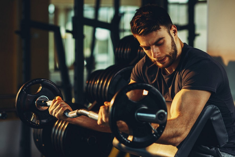 בונה את השרירים מהר יותר. אימון התנגדות ()