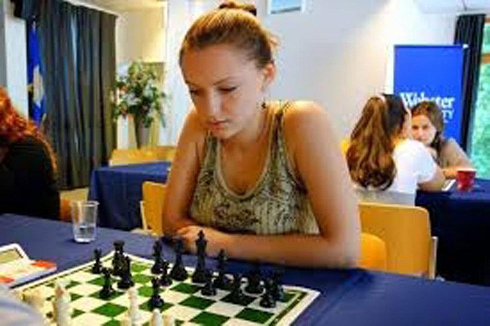 השחמטאית יוליה שוויגר. ביקשה משלטונות סעודיה לתת ויזה לישראלים (צילום: RITVO PHOTOGRAPHY) (צילום: RITVO PHOTOGRAPHY)