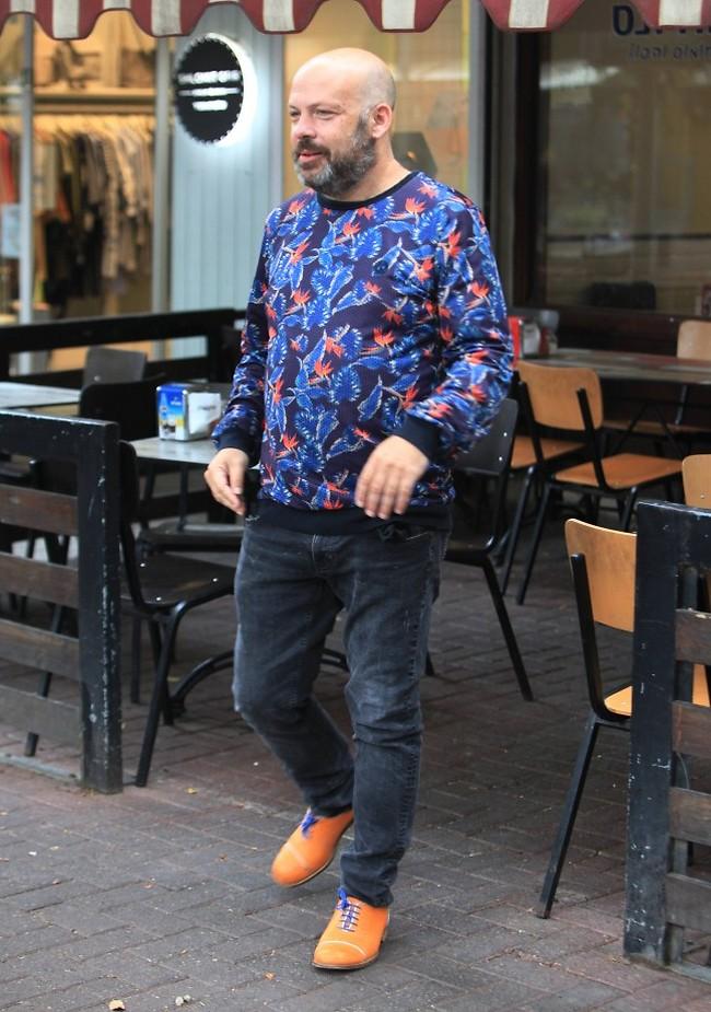 וגם הנעליים משהו משהו (צילום: מוטי לבטון)