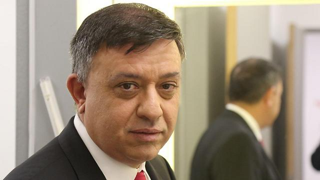 Zionist Union Chairman Gabbay said he knew there was more to the gas arrangement than met the eye (Photo: Avi Moalem)