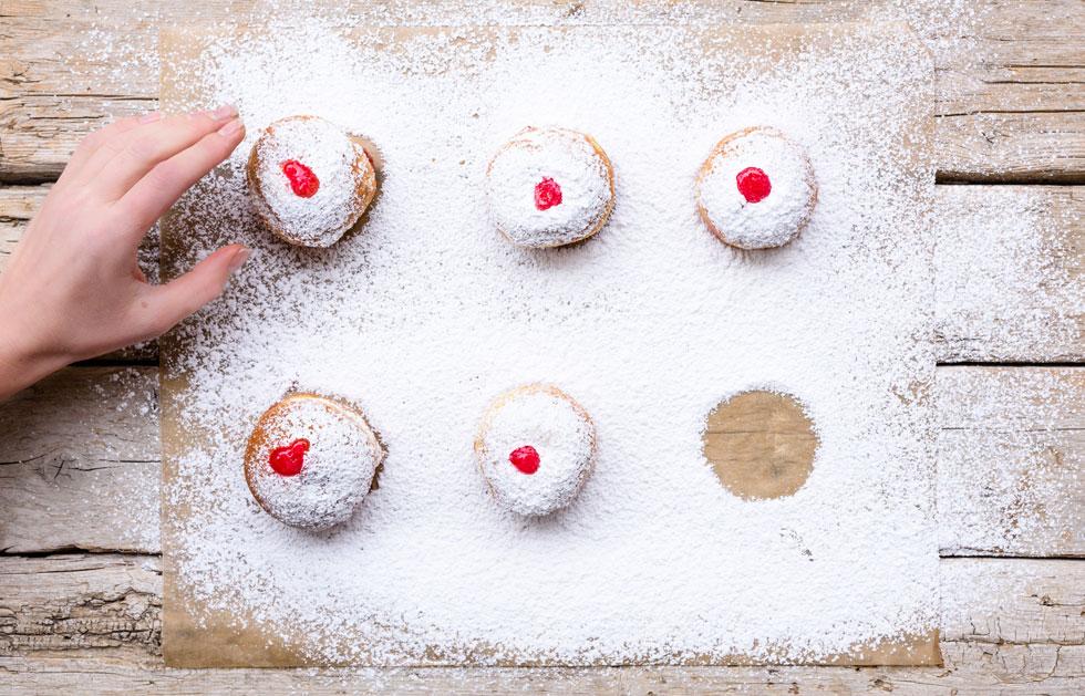 חשבתם לאכול רק אחת (בכל יום?) תשקלו שוב (צילום: Shutterstock)