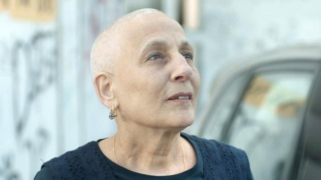 רבקה זהר, מתוך הסרט (צילום: מתן רדין)