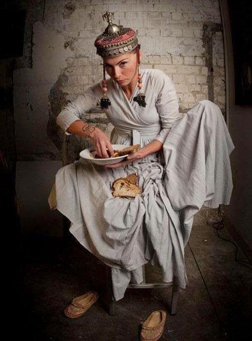 באזרבייג'ן תחת השלטון הסובייטי לאף אחד לא הפריע שאביה מוסלמי ואימה יהודייה (צילום: נטלי זריקר)