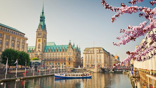 כל המקומות שחובה לראות בהמבורג (צילום: shutterstock) (צילום: shutterstock)