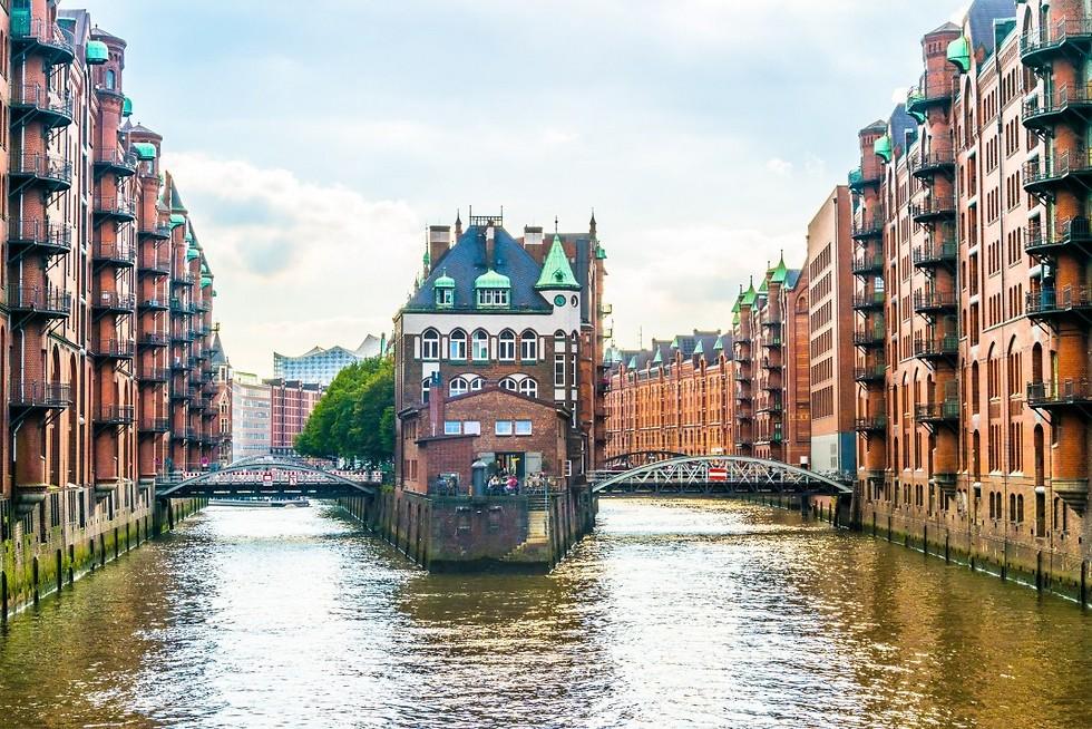 עיר הנמל היפה והשנייה בגודלה בגרמניה (צילום: shutterstock) (צילום: shutterstock)