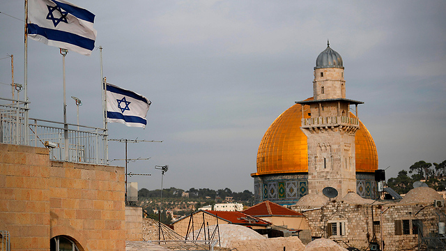 השגרירות בדרך לירושלים? (צילום: AFP)