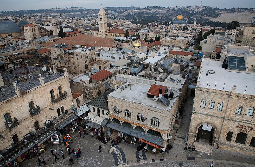 ירושלים תישאר מאוחדת בריבונות ישראל  (צילום: AP) (צילום: AP)