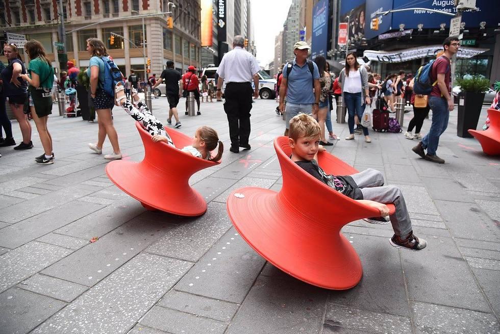 """יולי האחרון בניו יורק, ארה""""ב ()"""
