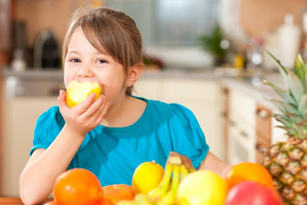 הוויטמינים הכי בריאים הם מהפירות ומהירקות (צילום: shutterstock) (צילום: shutterstock)