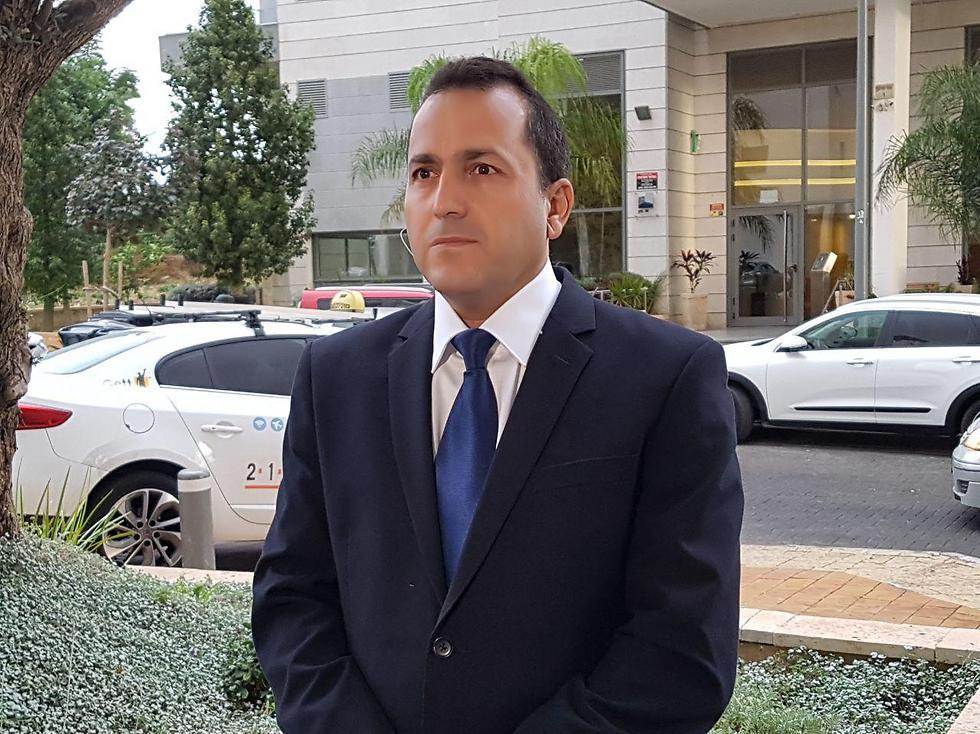עורך הדין אפרים דמרי (צילום: בראל אפרים) (צילום: בראל אפרים)