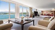 צילום:  hotelpresidentwilson.com/Caters News