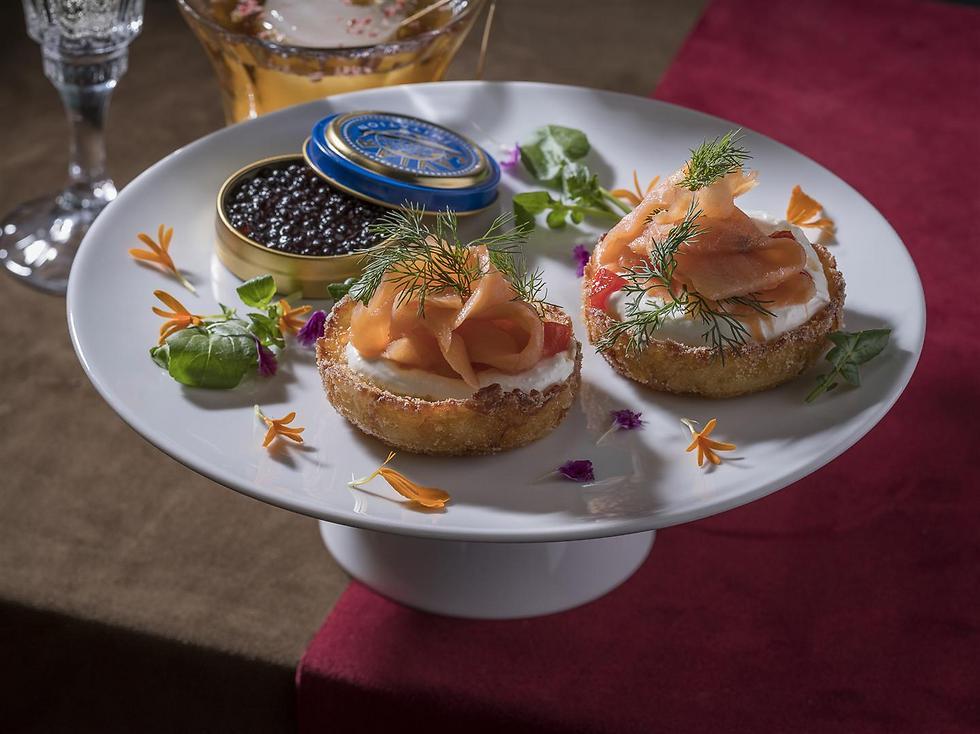 BELLBOY. פרשנות יוצאת דופן לארוחת הבוקר המסורתית  (צילום: אנטולי מיכאלו) (צילום: אנטולי מיכאלו)