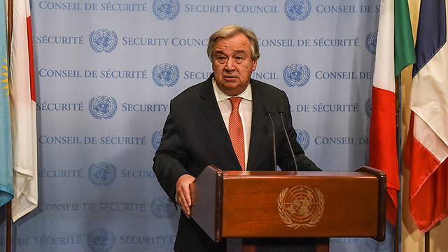 UN Secretary-General Antonio Guterres (Photo: AFP)