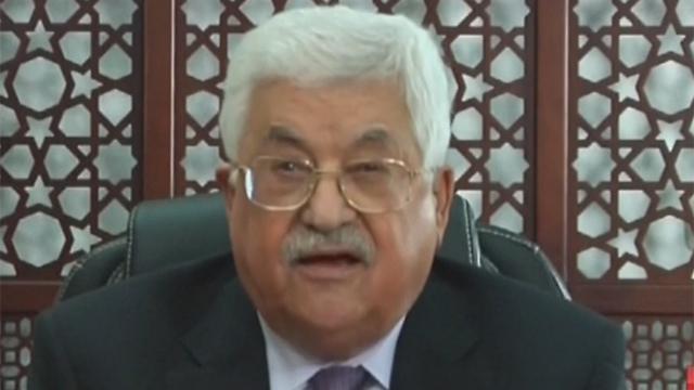 Abbas condemns US decision