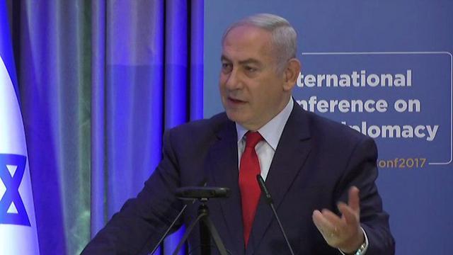 Prime Minister Netanyahu (Photo: Eli Mendelbaum)