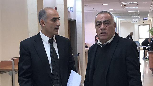 עורכי הדין אורי ברעוז וגיא שמר