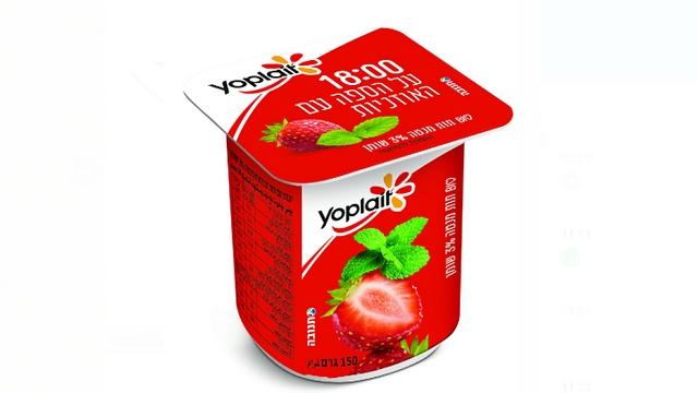 היוגורטים נחלשו ב-2017, אבל ב-2018 הקטגוריה תורחב באמצעות מוצרים כאלה: יוגורט תות-מנטה ()