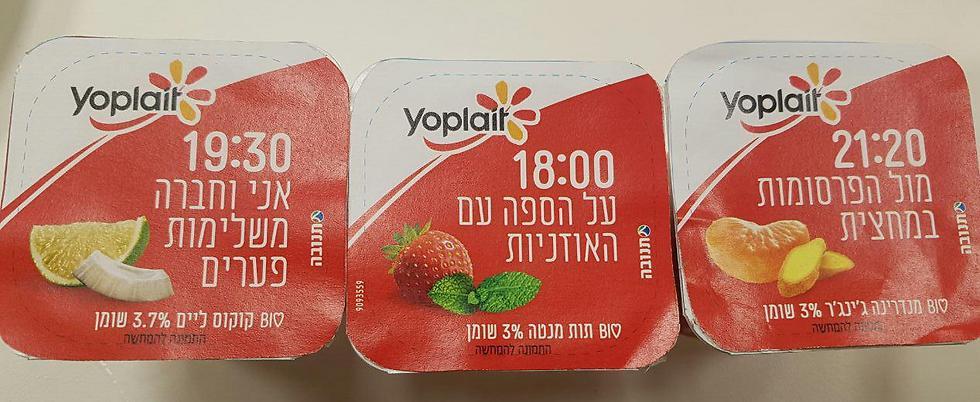 האם הישראלים יאהבו את הטעמים המקוריים האלה? מנדרינה ג'ינגר, תות מנטה וקוקוס ליים (צילום: מירב קריסטל)