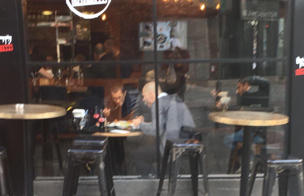 אלי טביב ואבי נמני. יגיע חיזוק? (צילום: פרטי) (צילום: פרטי)