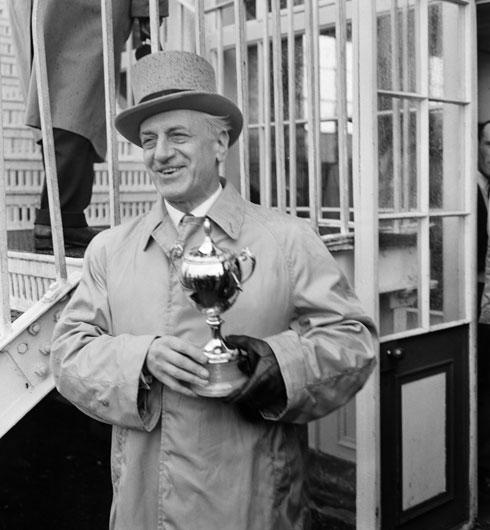 פייר ורטהיימר. לאחר מלחמת העולם השנייה חזר לעבוד עם שאנל בשיתוף פעולה מלא (צילום: Gettyimages)