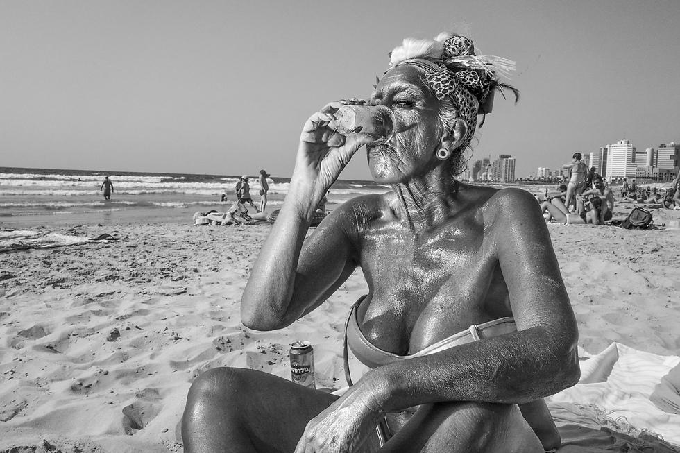אורבניזם ותרבות - תמונות בודדות, מקום ראשון: חוף יפו, 21 ביולי 2017 (צילום: גיא אלוני)